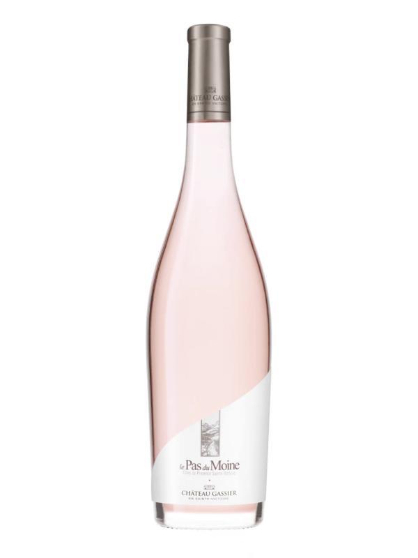 Château Gassier, le Pas du Moine, Côteaux d'Aix en Provence, AOC, trocken, rosé (Bio)