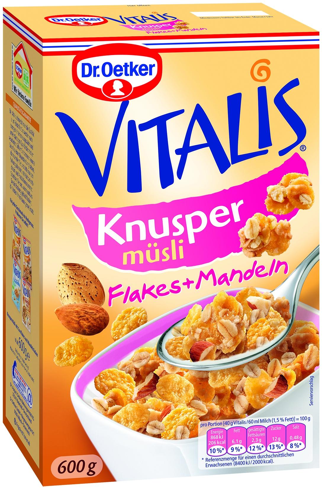 Vitalis Knusperflakes