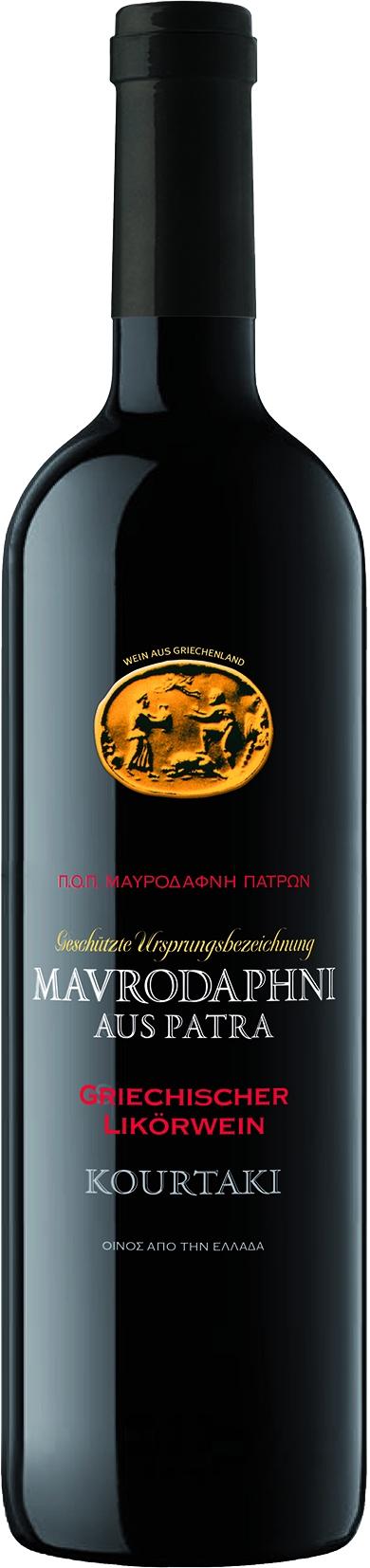 Mavrodaphne aus Patras Likoerwein