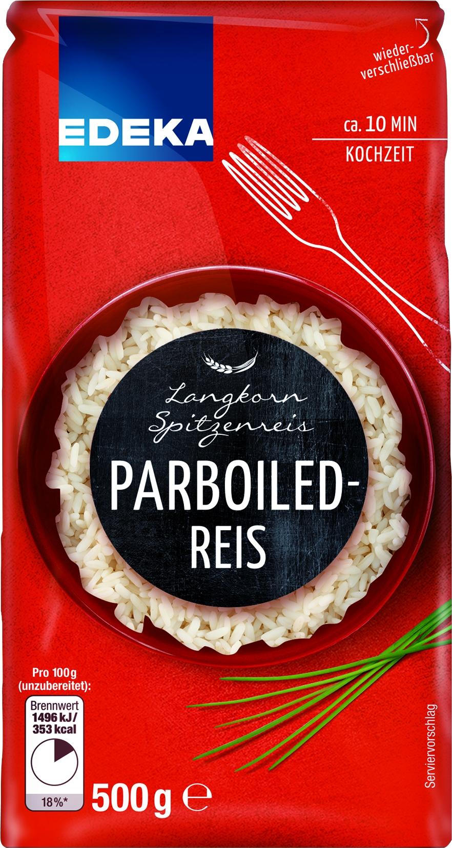 Parboiledreis