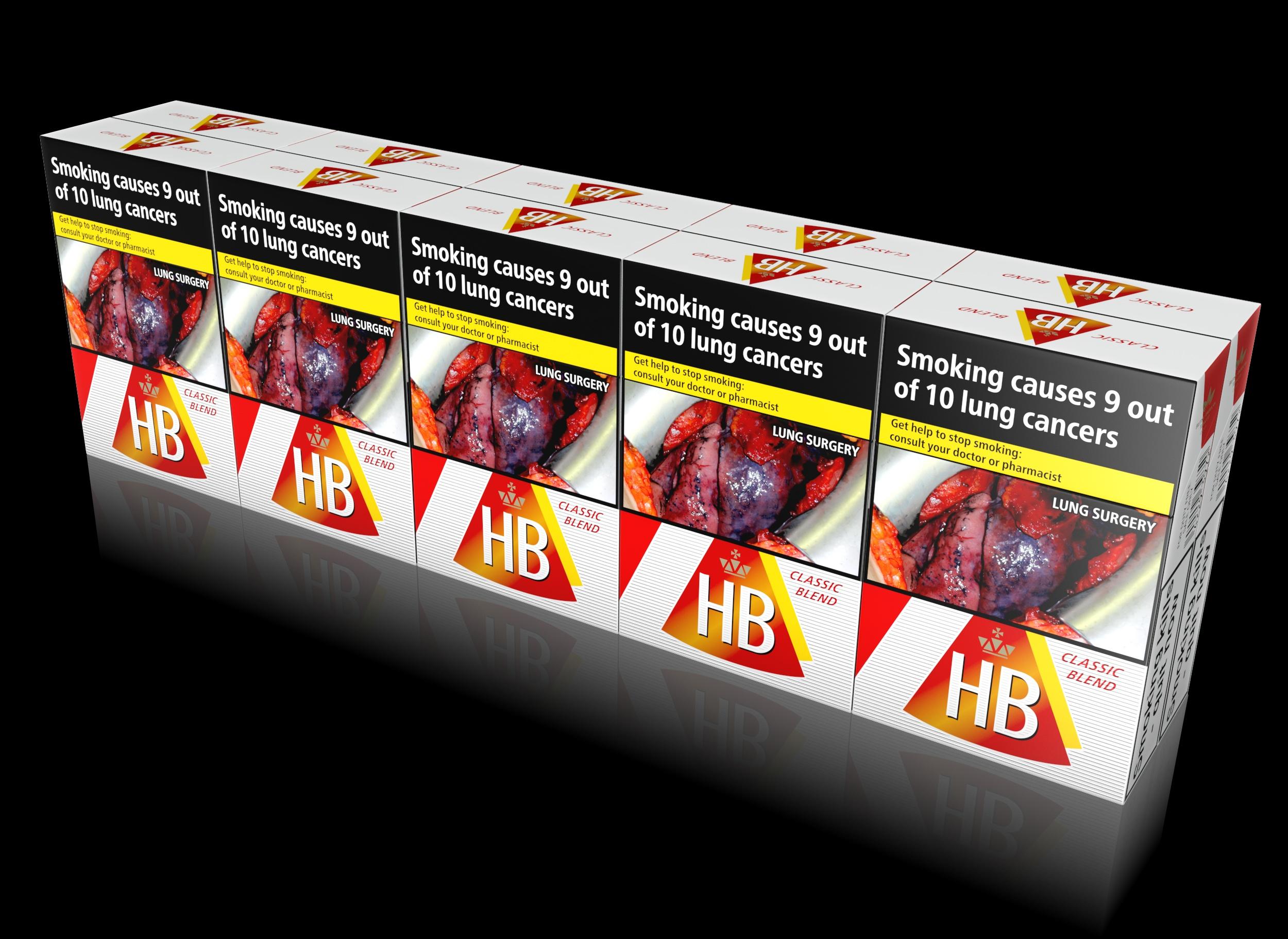 HB Classic Blend KS Filter, 200er Stange