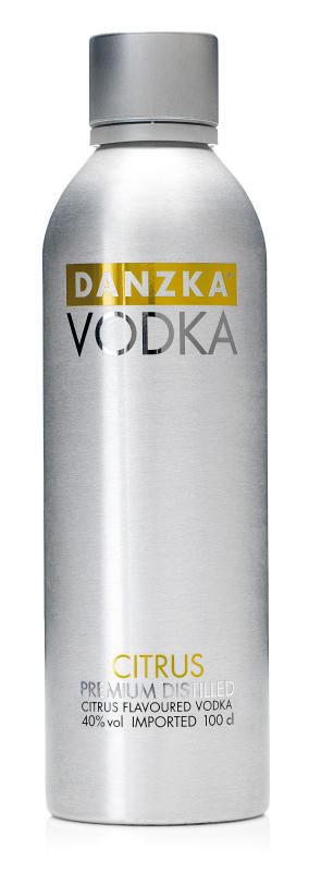 Danzka Vodka Citron