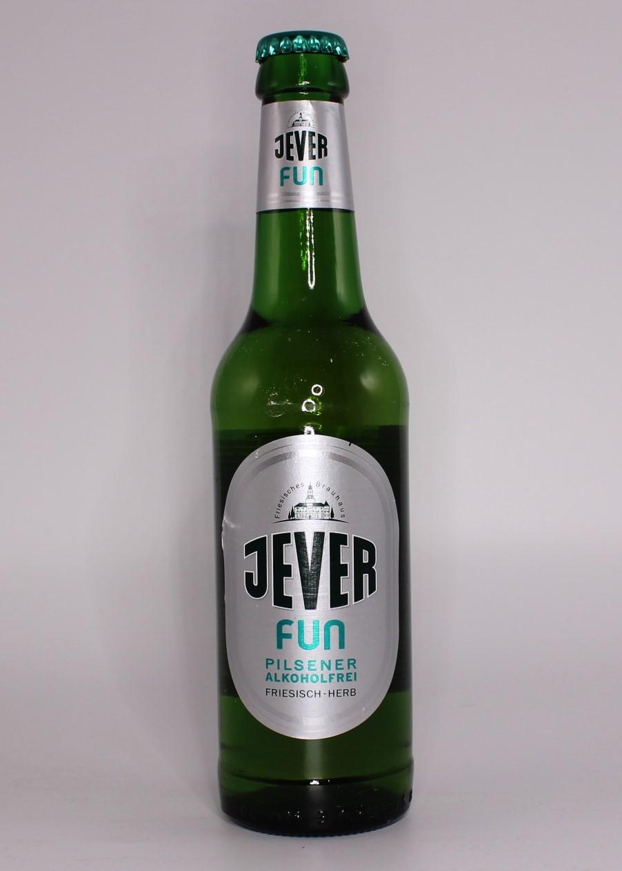 Jever Fun alkoholfrei MW 24Fl x 0,33lt