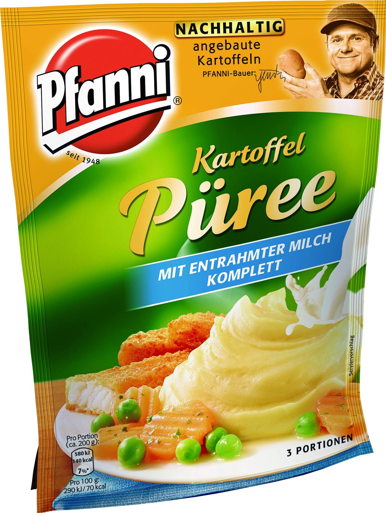 "Kartoffel-Pueree ""Das Komplette"" 3 Port."