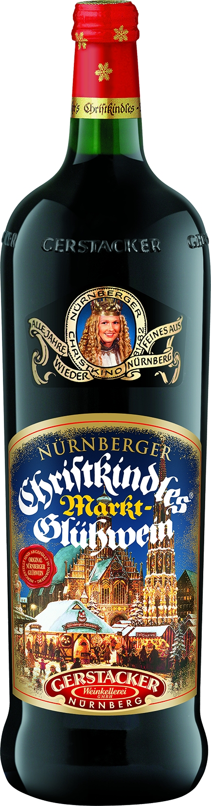 Nuernberger Christkindl Gluehwein
