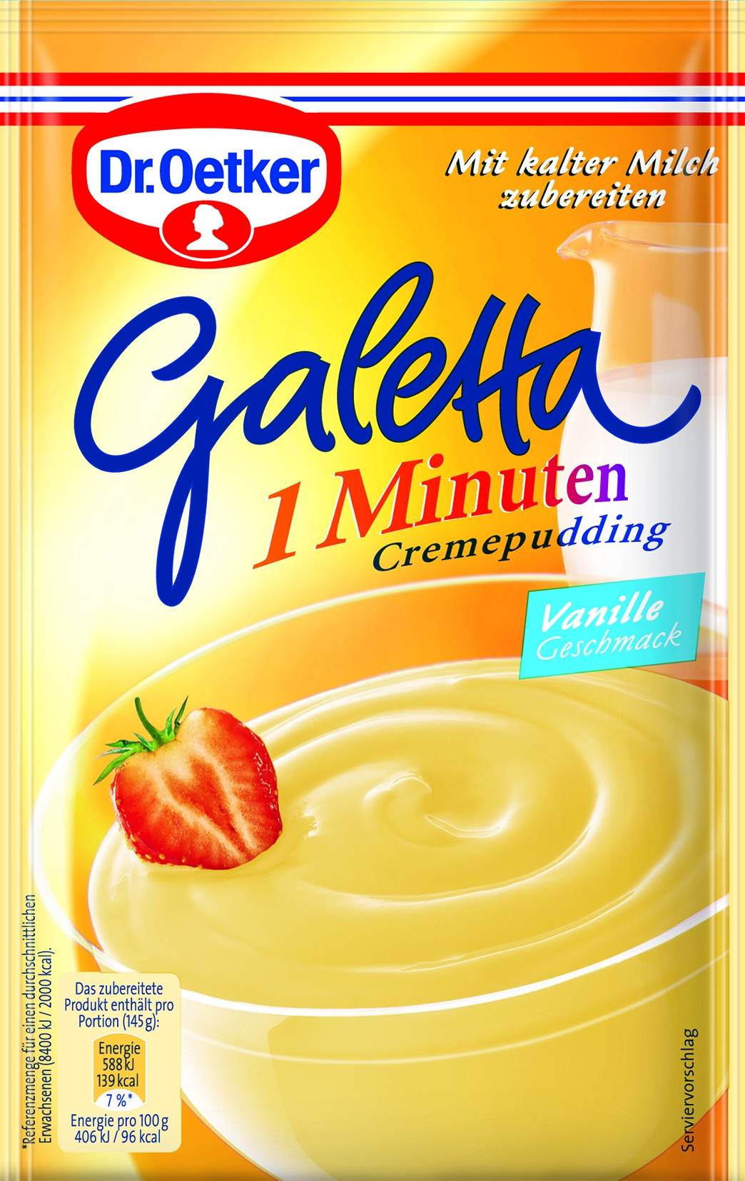 Galetta Vanille