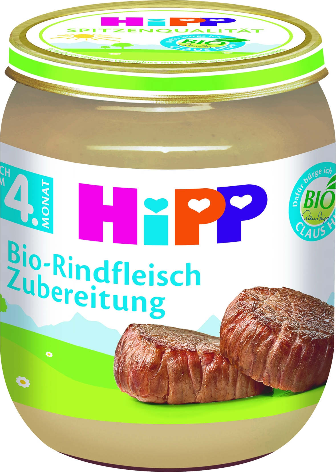 Bio 6010 Rindfleisch