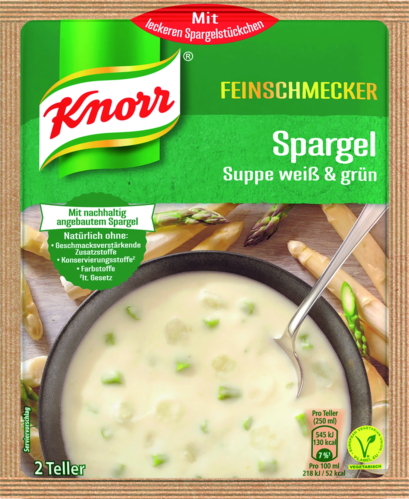 FSM Spargel Suppe f. 0,5l