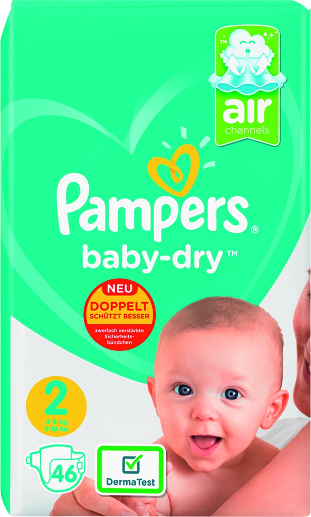 Spar.Baby Dry 2 Mini 37er