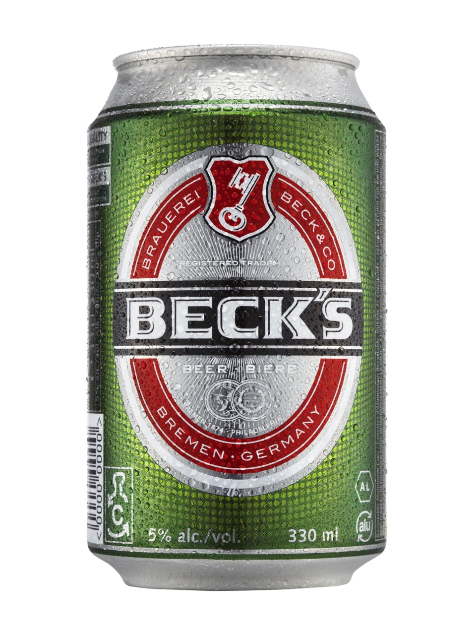 Beck´s Export Bier 24Ds x 0,33lt