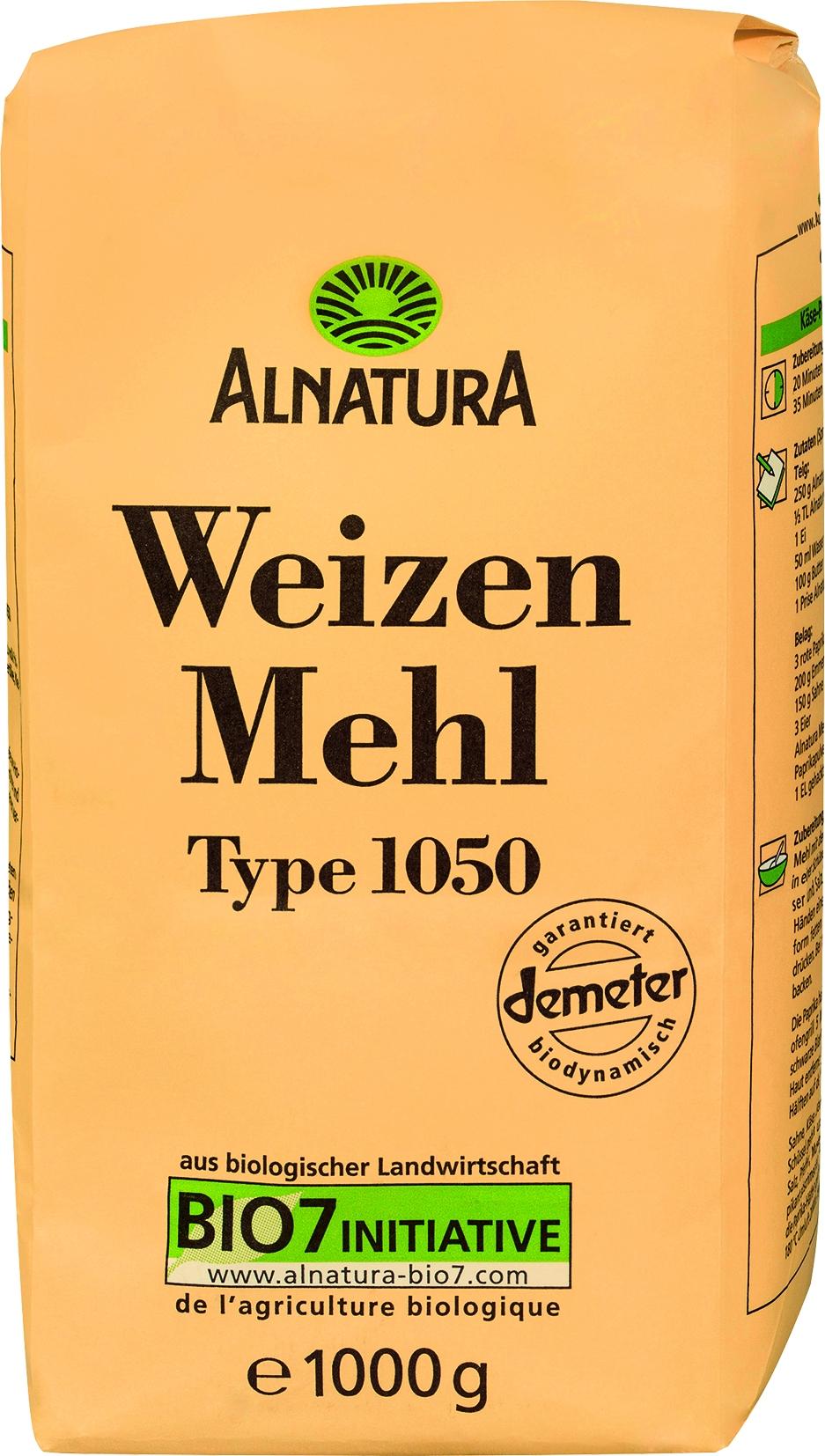 Weizenmehl T1050