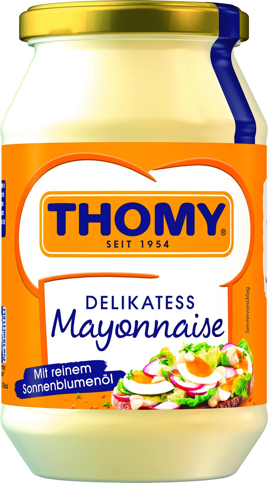 Delikatess Mayonaise