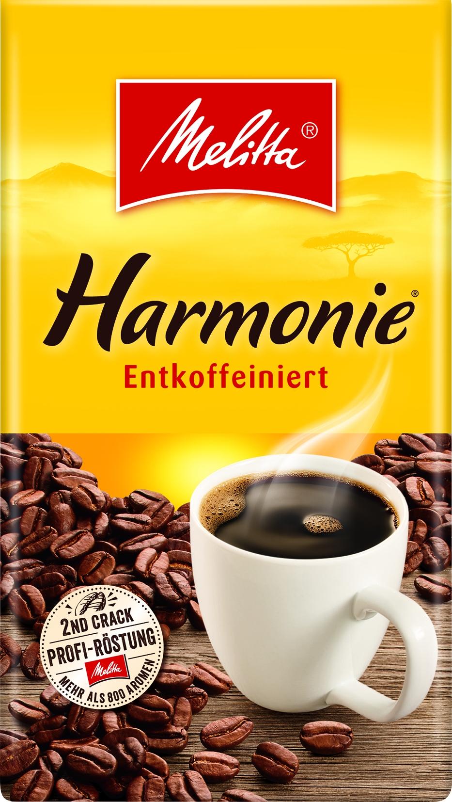 Cafe Harmonie entkoffeiniert
