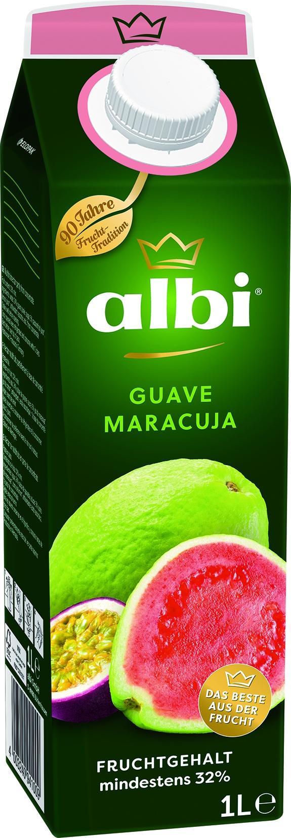 Guave-Maracuja