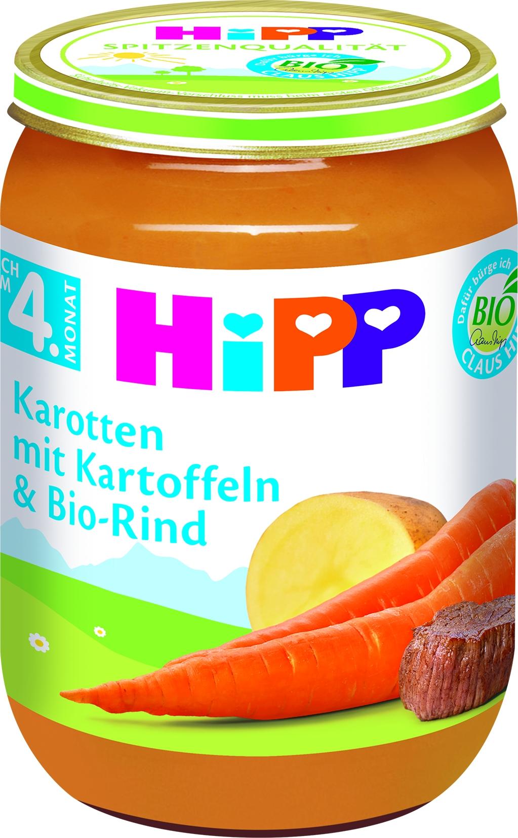 Bio 6240 Karotten/Kartoffeln/Rind