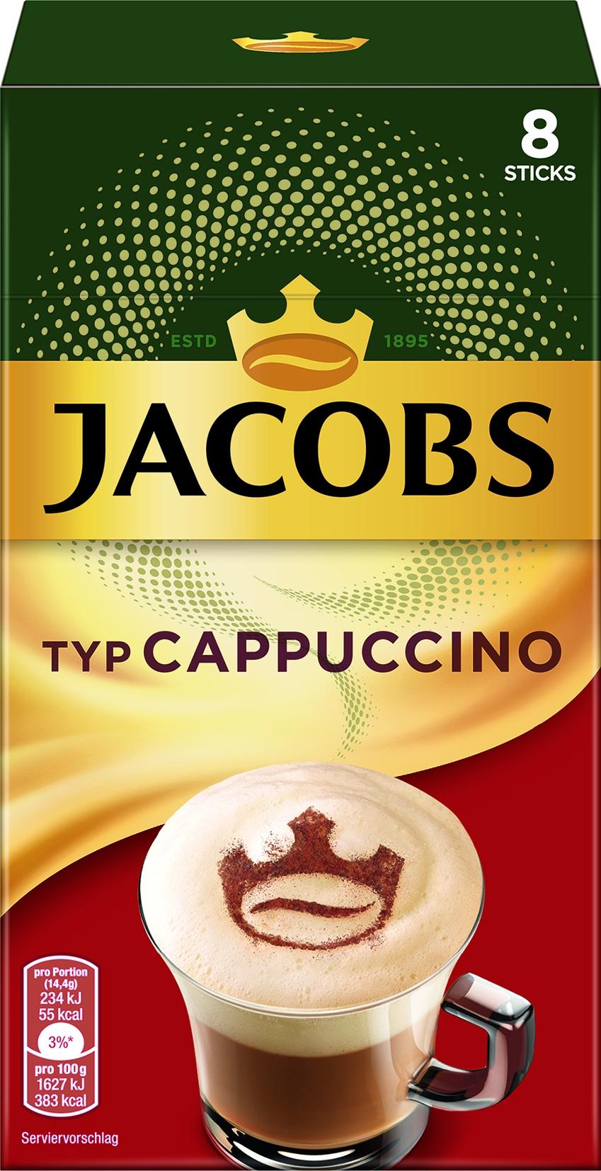 Momente Cappuccino classico 8x14,4g