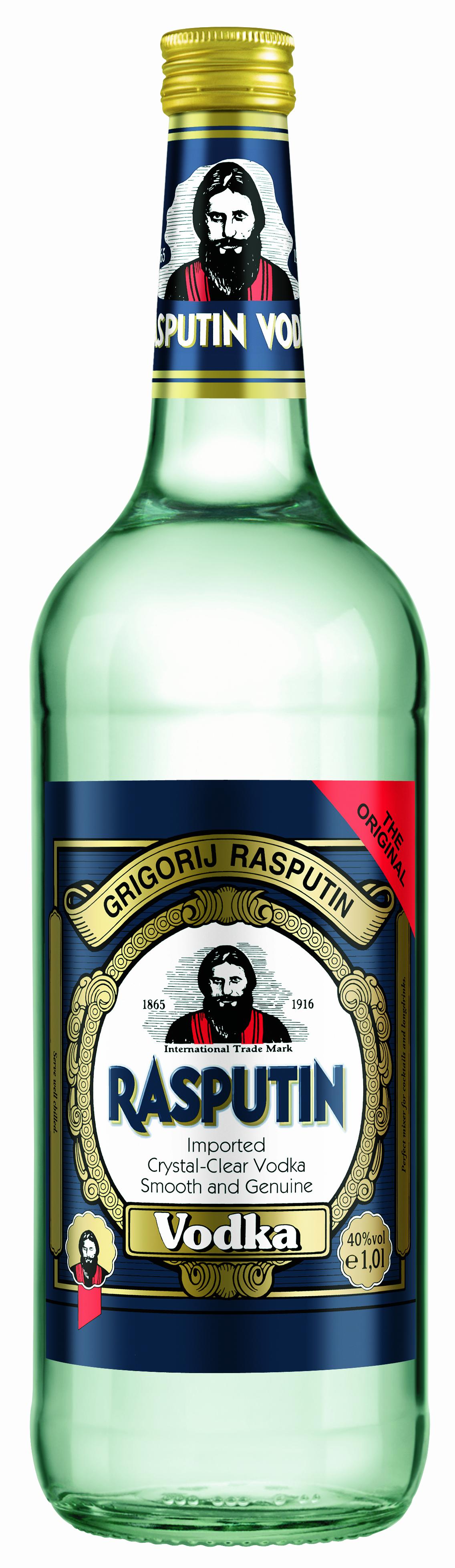 Rasputin Wodka