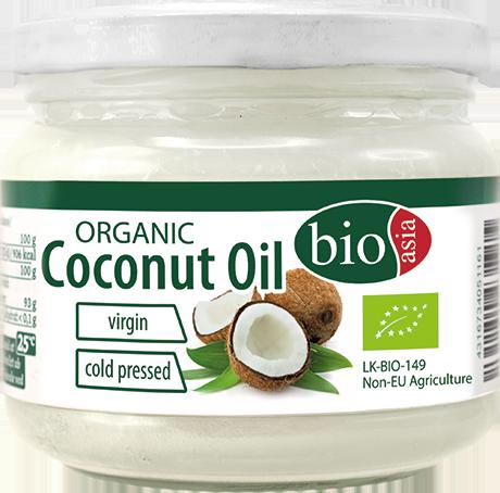 Bio Kokosnussöl