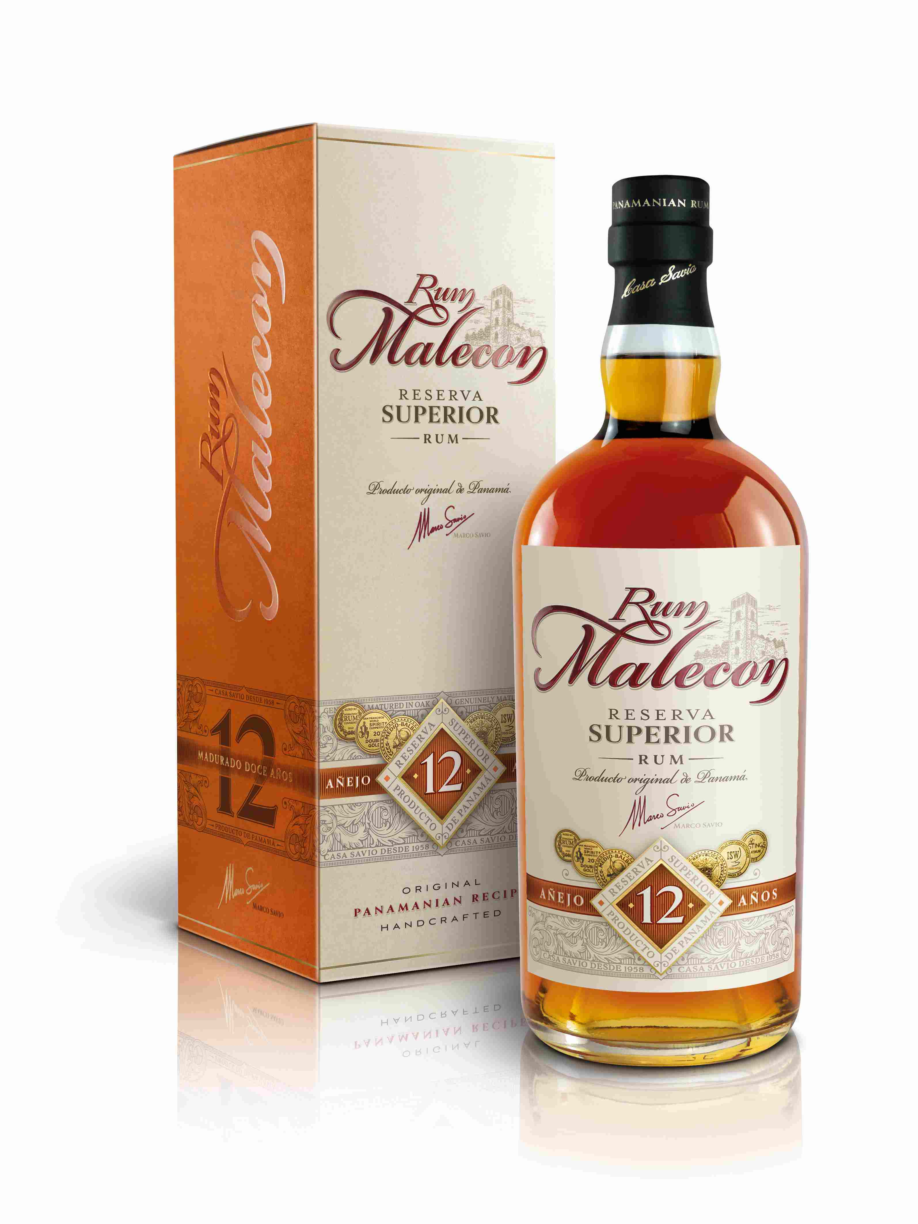 Malecon 12 Years Old Reserva Superior
