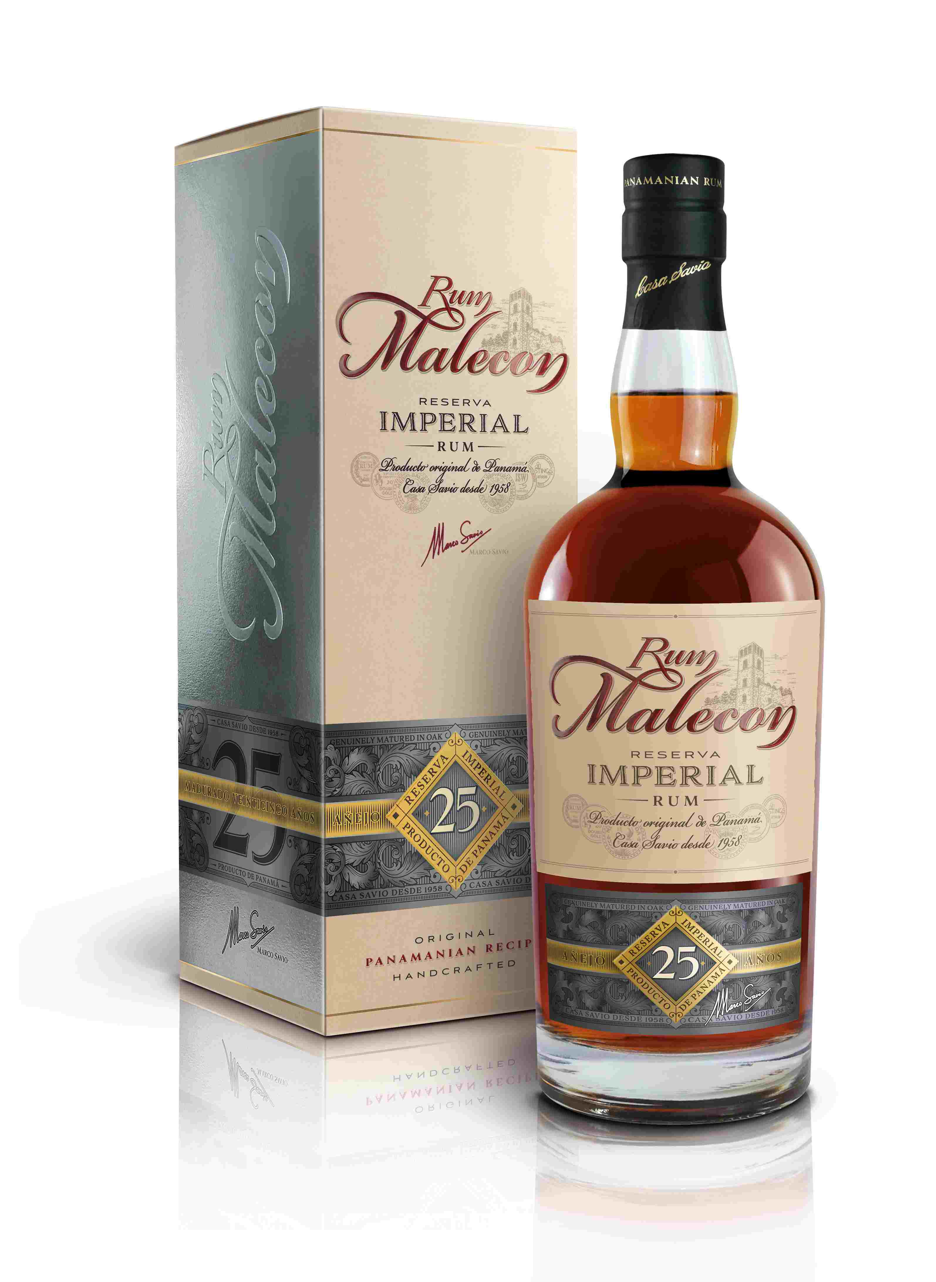 Malecon 25 Years Old Reserva Imperial
