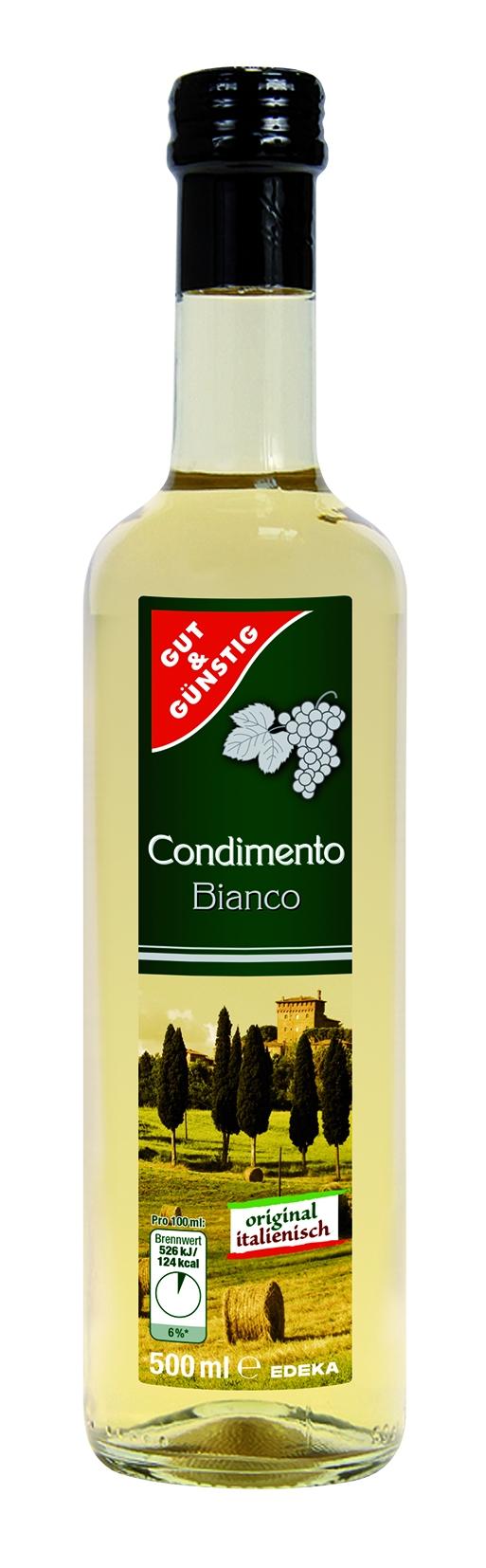 Balsamico Condimento Bianco