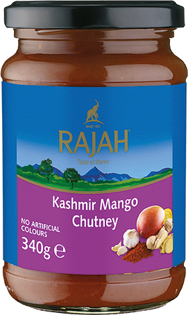 Kashmir Mango Chutney