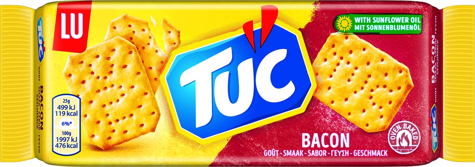 TUC Cracker Bacon