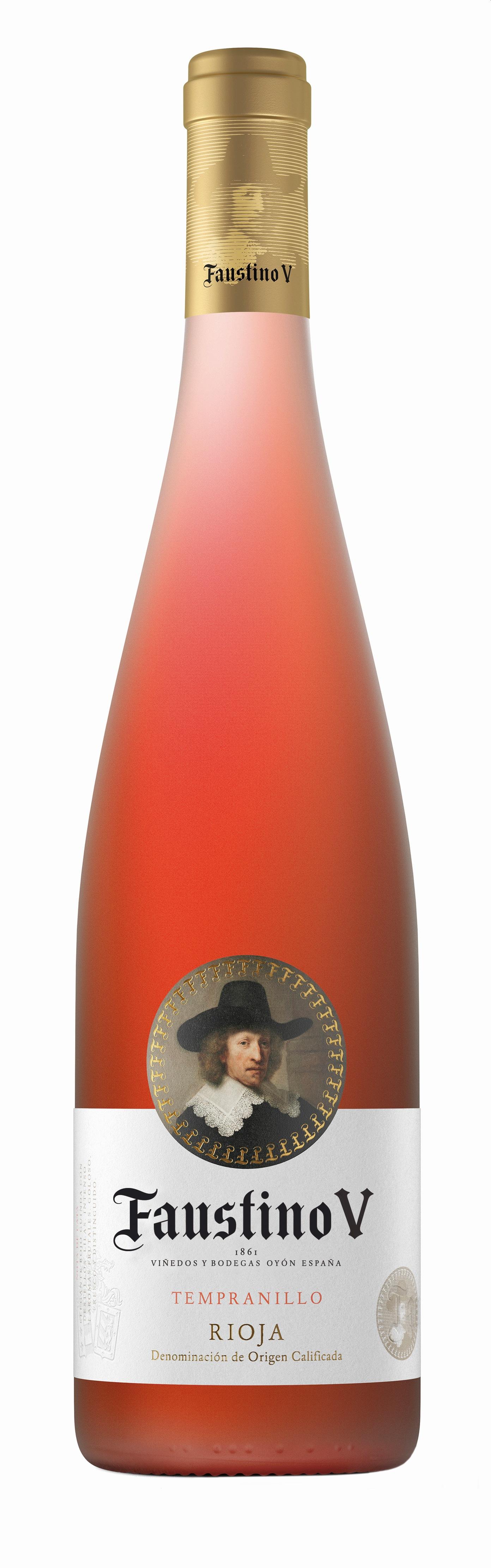 Faustino, Faustino V, DO, Rioja, trocken, rosé