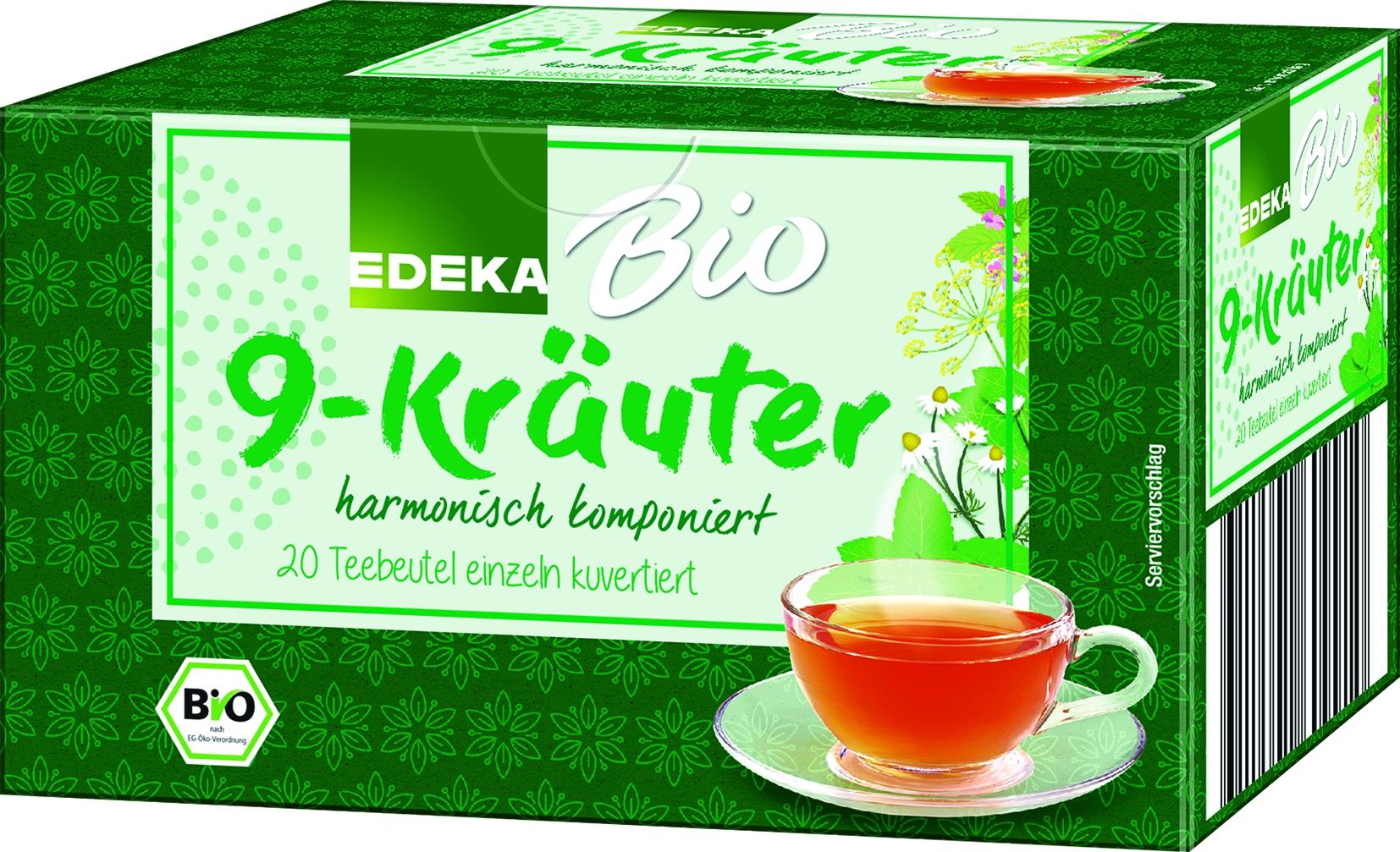 9-Kraeuter Tee 20x2gr