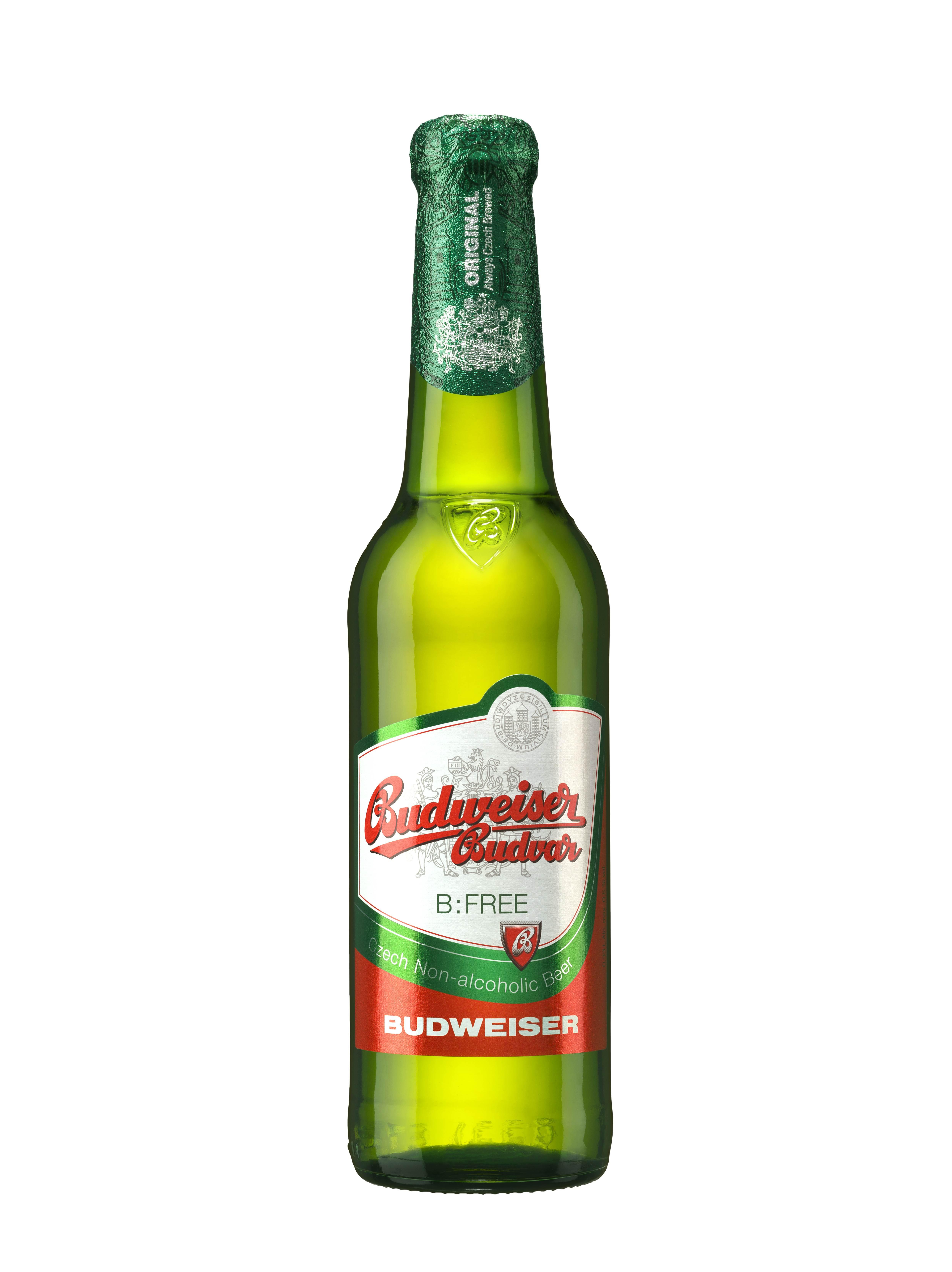 Budweiser Budvar alkoholfrei 24FLx0,33lt