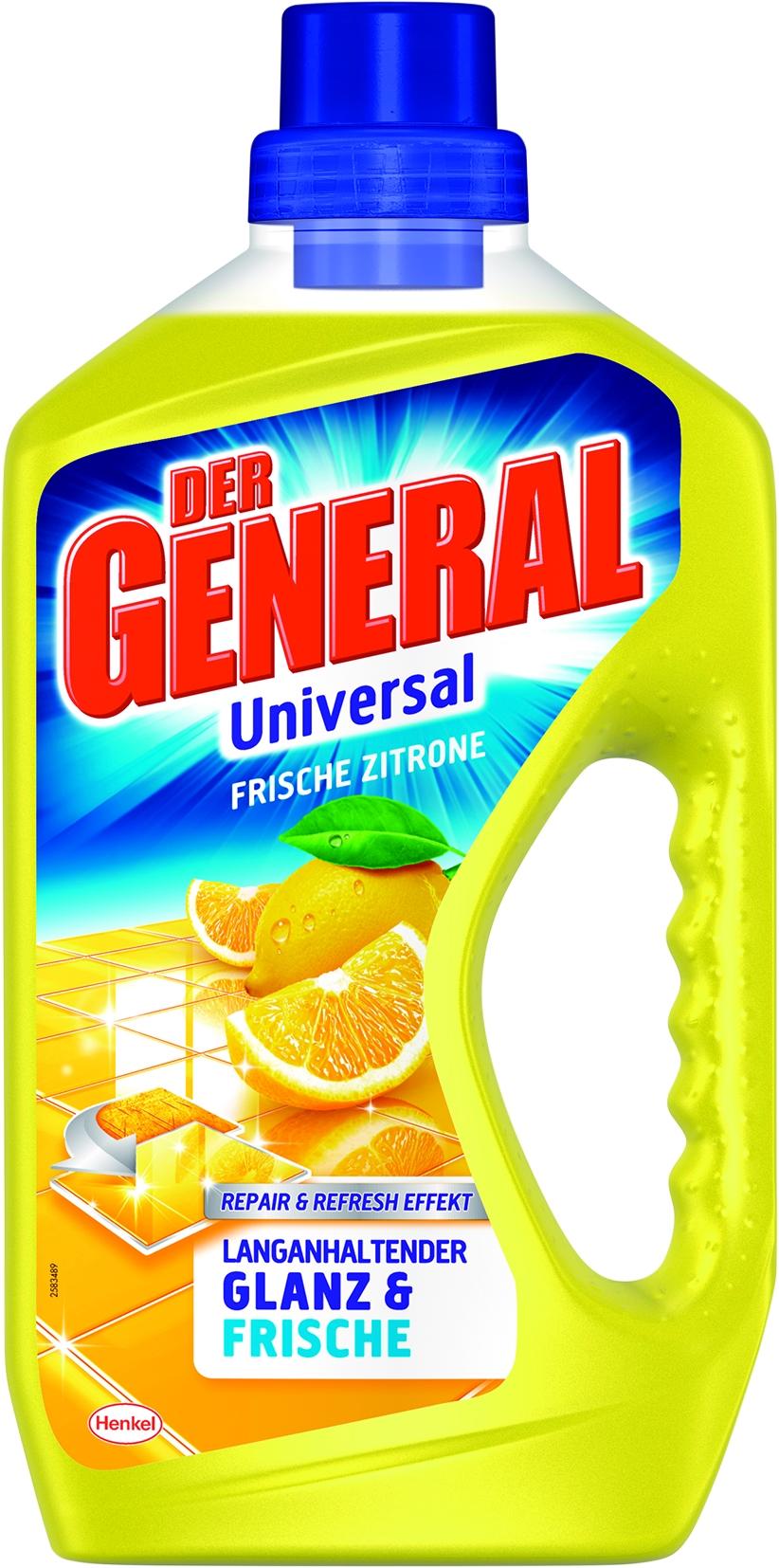 Allzweckreiniger Zitrone