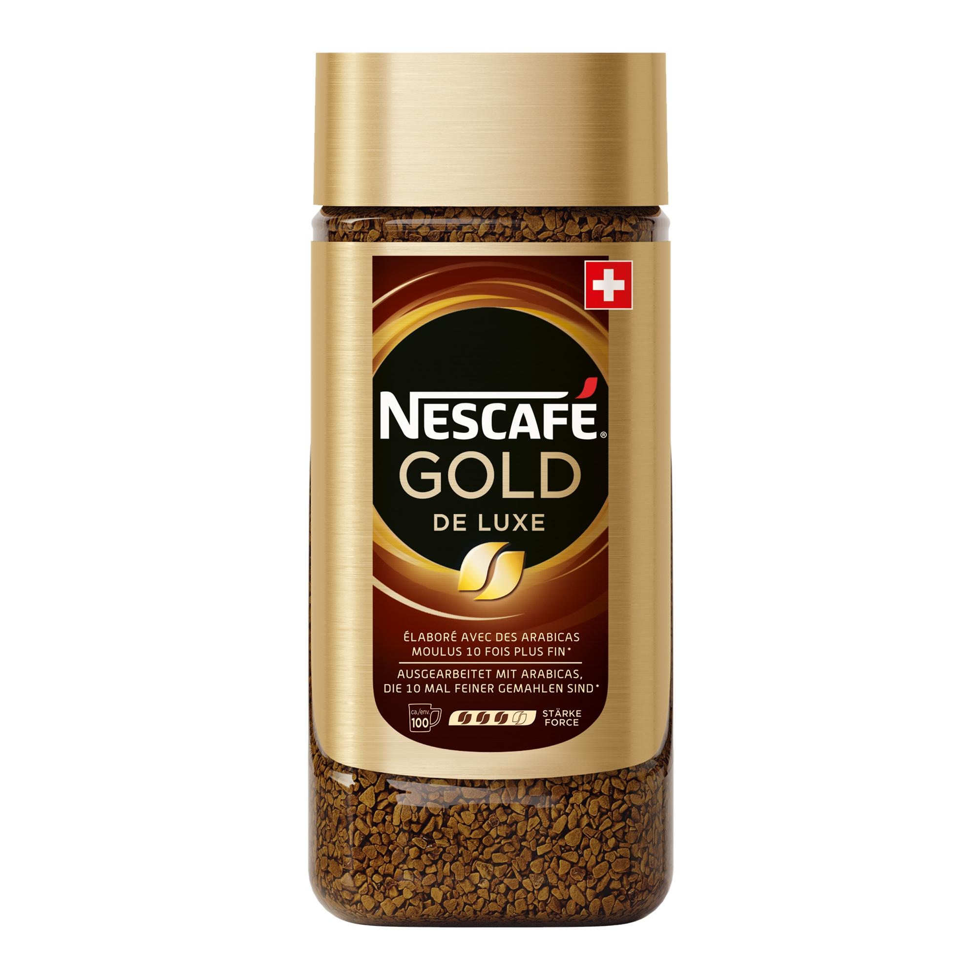 Gold de Luxe, Instant Kaffee