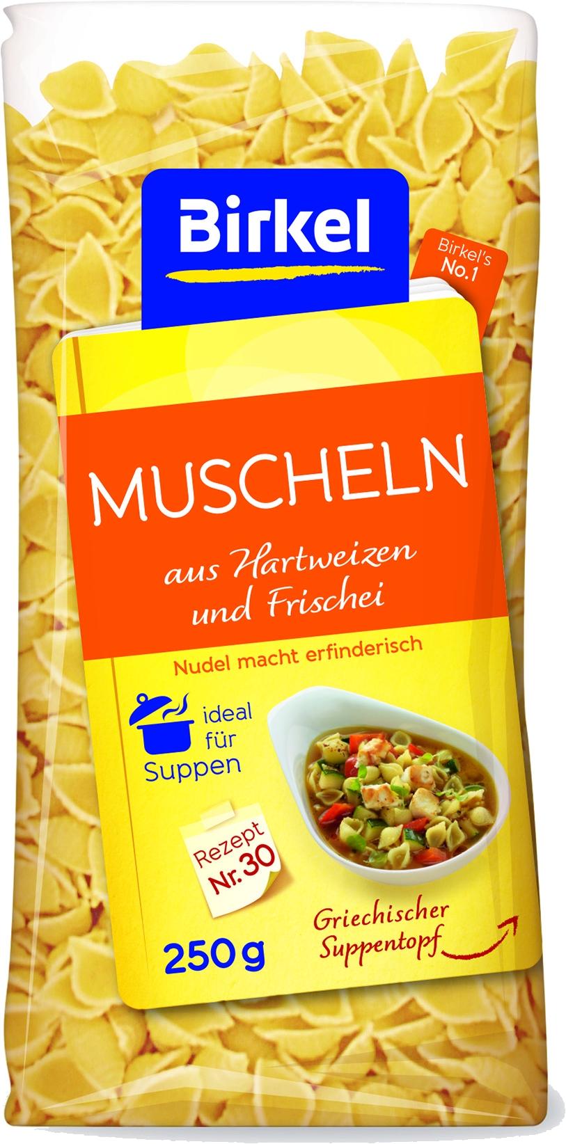 No. 1 Muscheln
