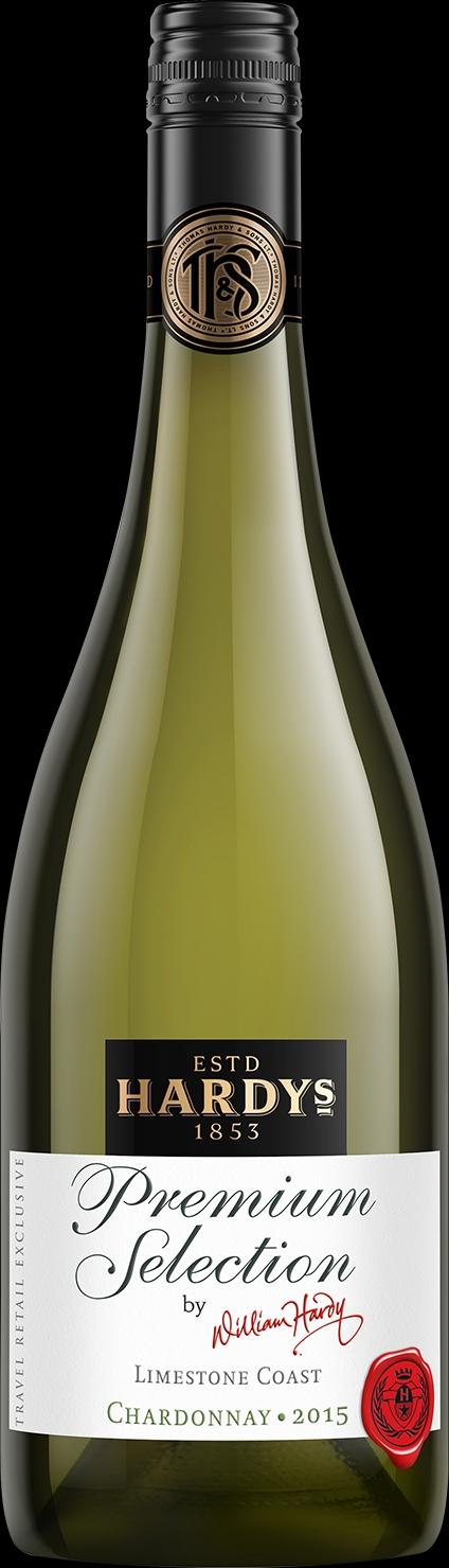 Hardy´s, William Hardy, Premium Selektion, Chardonnay, Limestone Coast, trocken, weiß