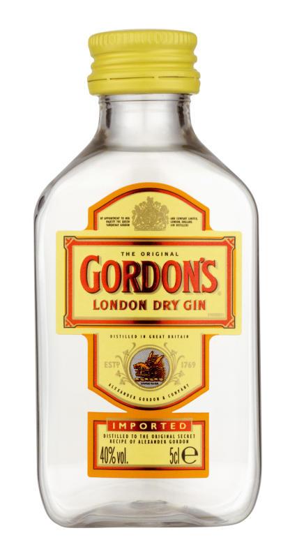 Gordons Dry Gin PET