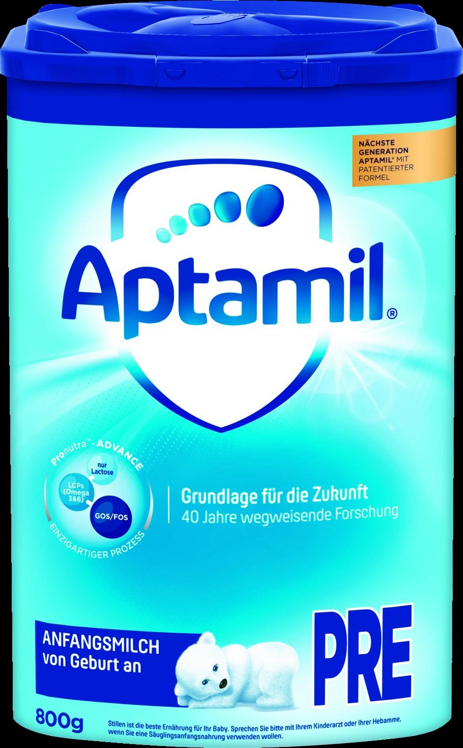 Aptamil Pre Anfangsmilch Pronutra