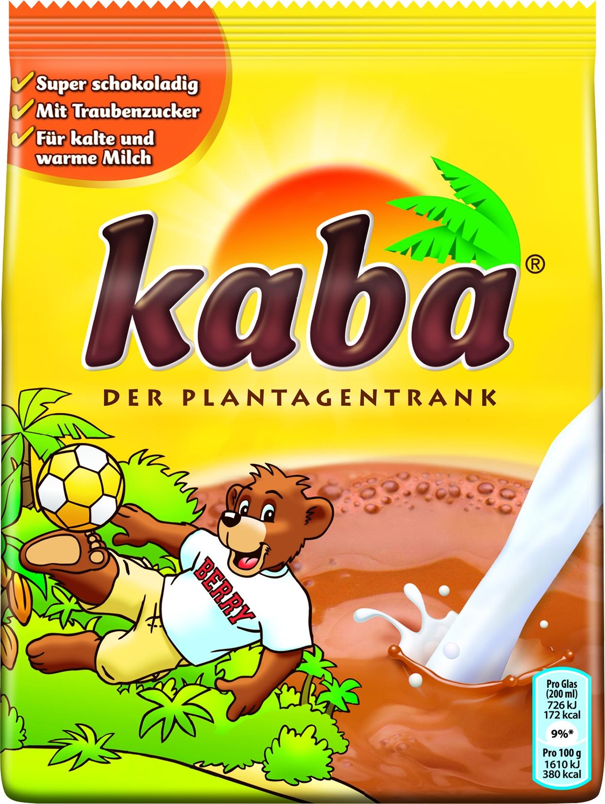 Kakaopulver Nachfuellbeutel