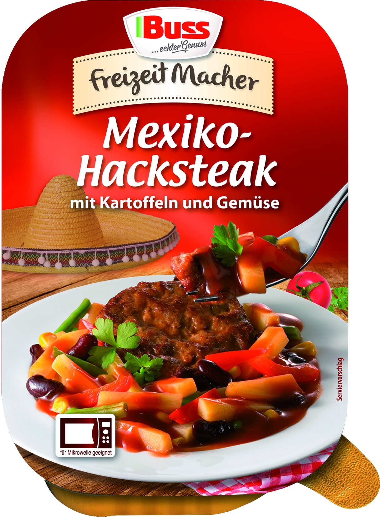 Mexiko Hacksteak