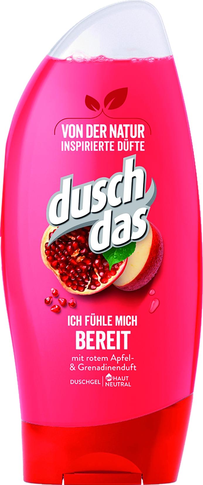 Duschgel Bereit