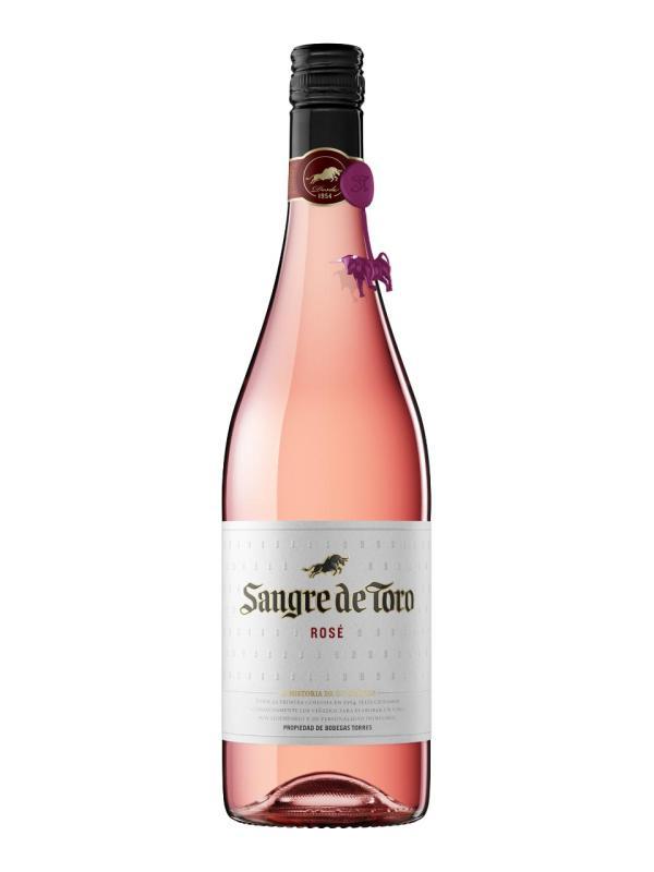 Torres, Sangre de Toro, Cataluña, DO, trocken, rosé (Drehverschluss)