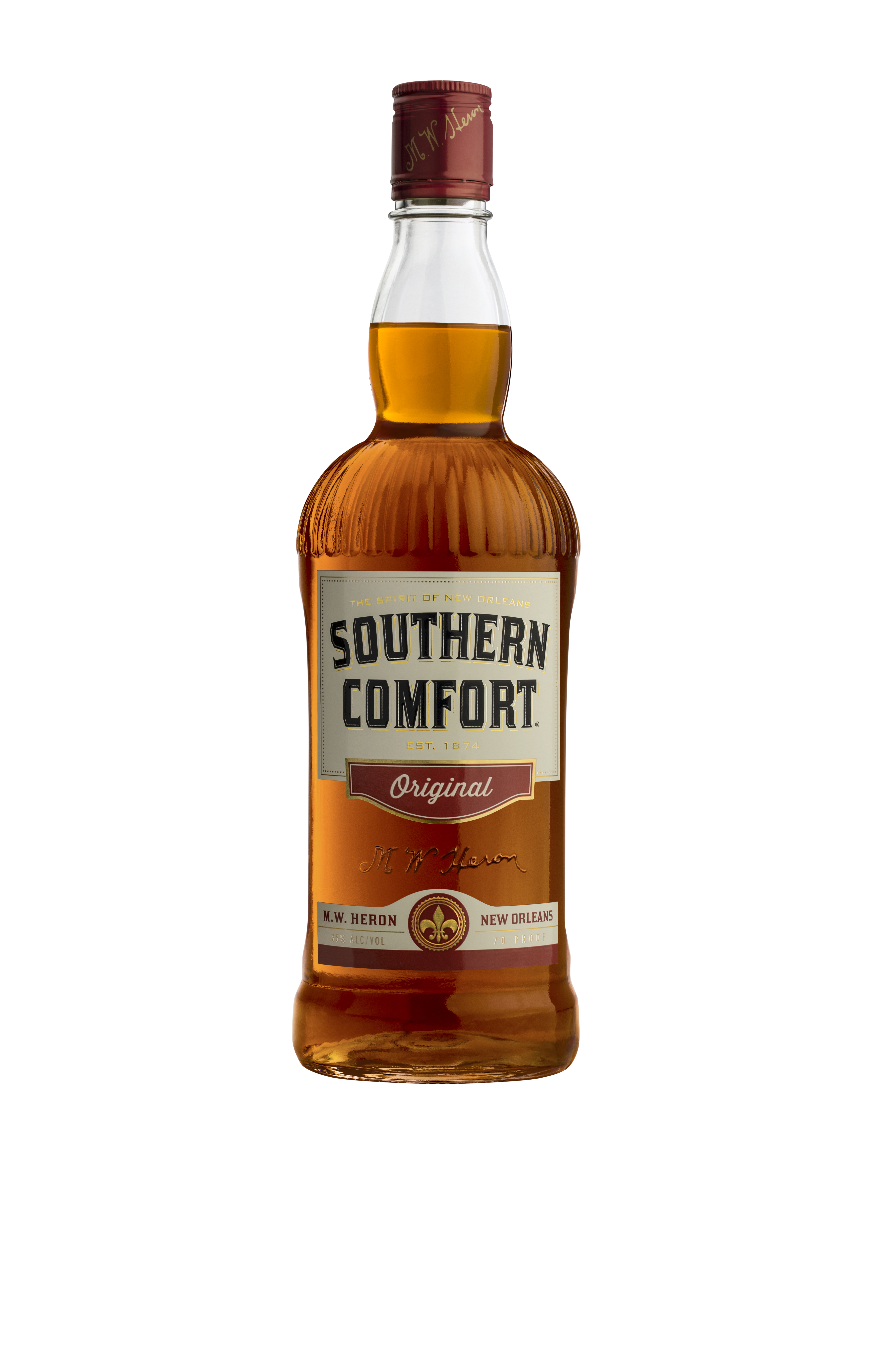 Southern Comfort Bourbon-Whiskey-Liqueur