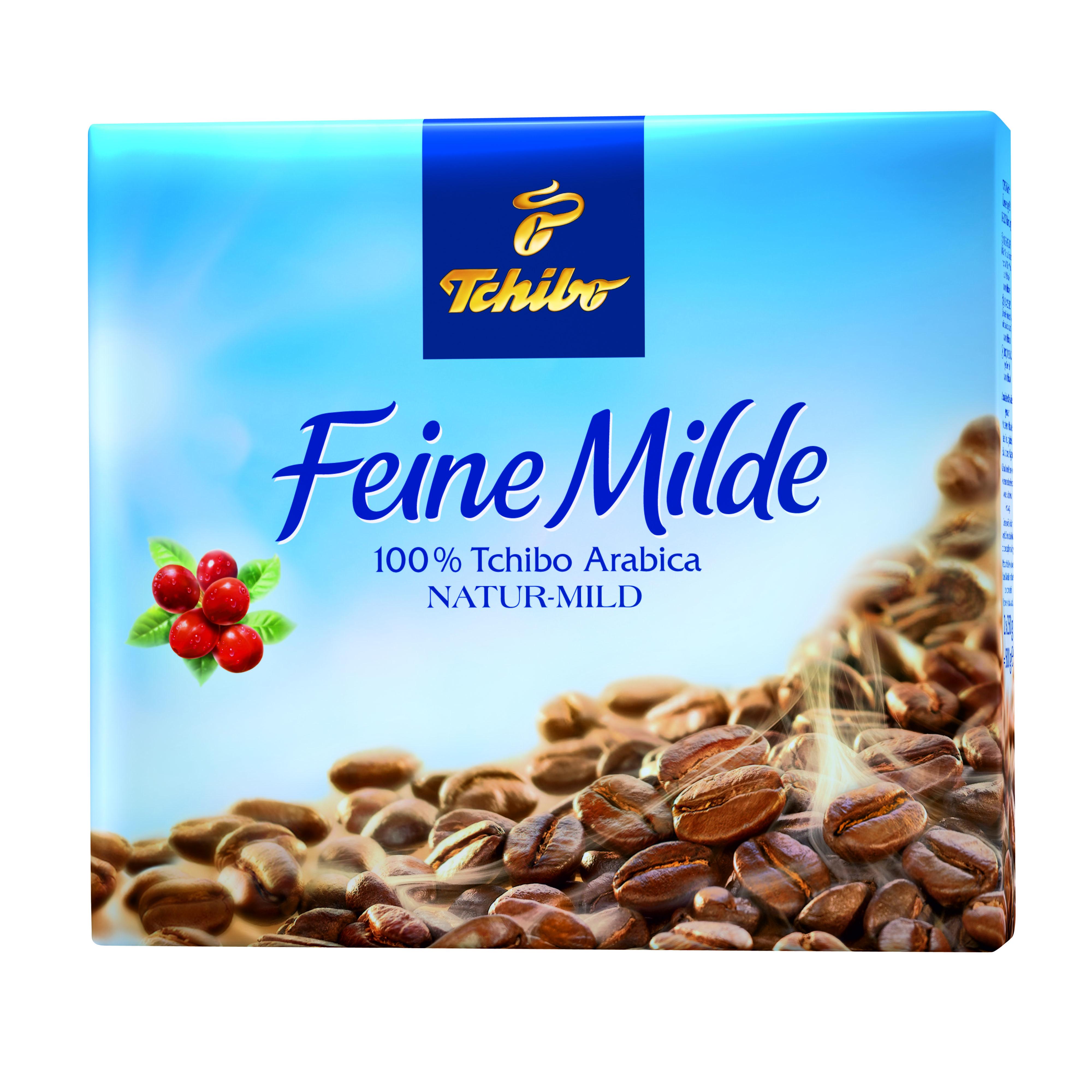 Tchibo Feine Milde gemahlen 2x250gr.