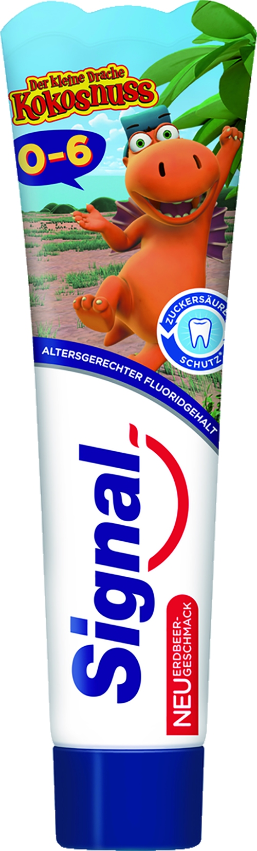 Zahncreme Kindergel