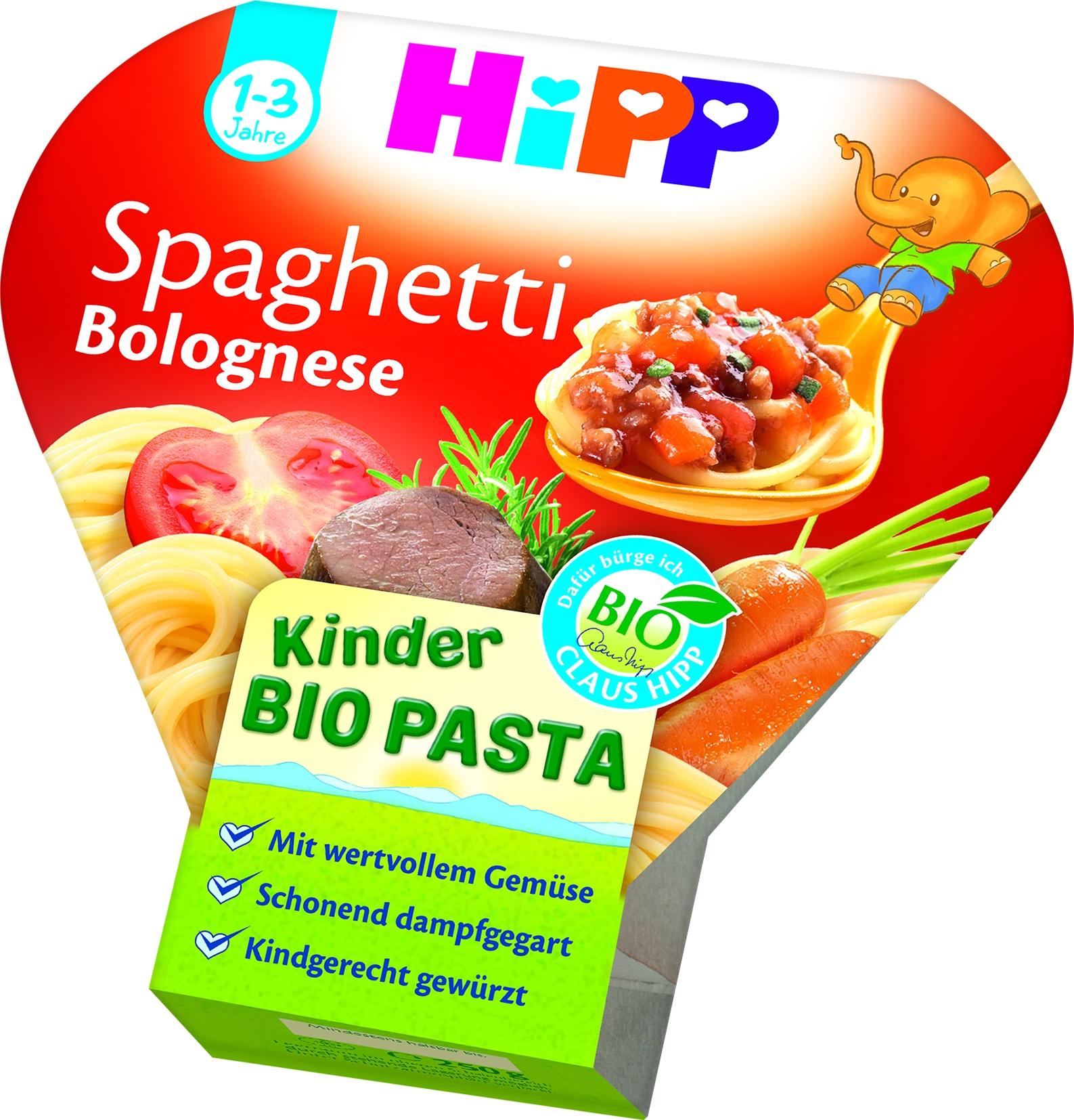 Bio Pasta 8635 Spaghetti Bolognese