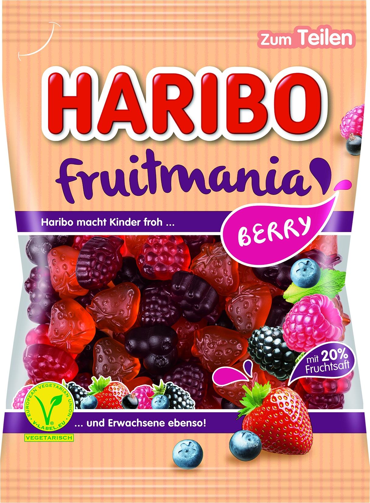 Fruitmania Berry