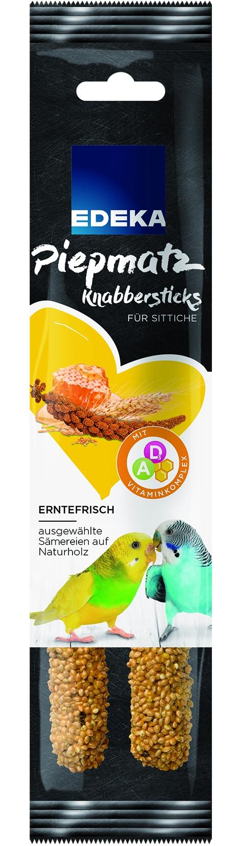 Wellensittichfutter - Sticks 2er
