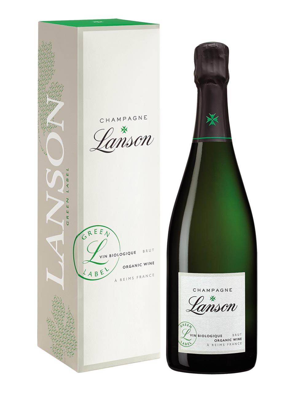Lanson Green Label Champagner