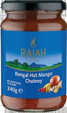 Bengal Mango Chutney, scharf