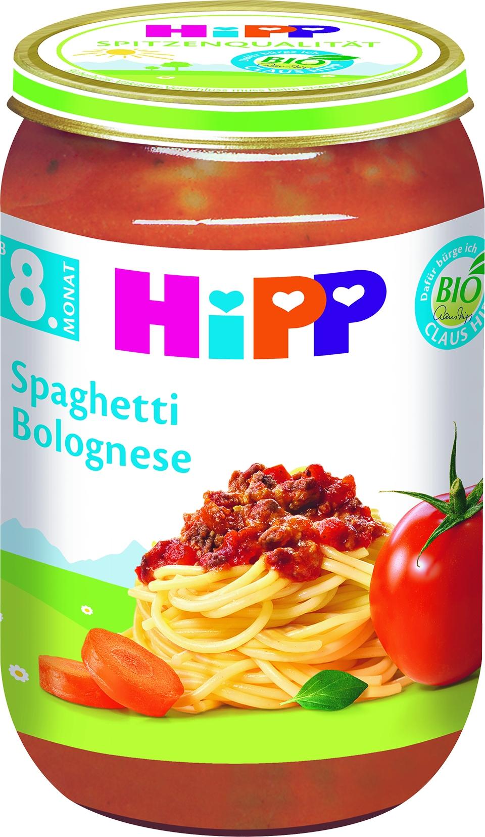 Bio 6520-01 Spaghetti Bolognese
