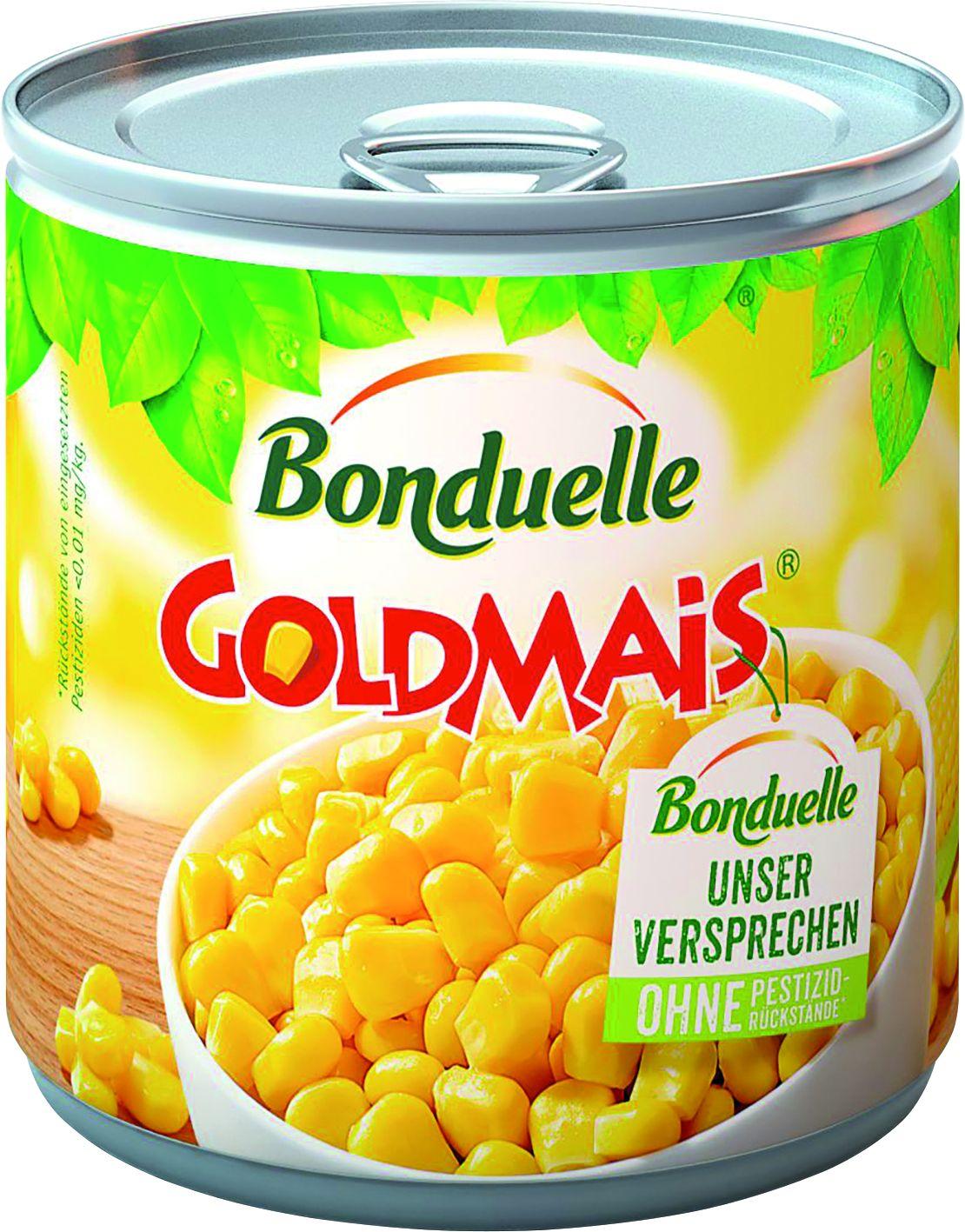 Gemuesemais Gold